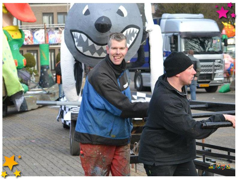Raadslid bij Stichting carnaval de Moeslanden; Mark van Zandvoort