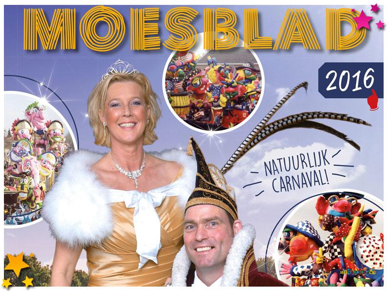 Carnavalskranten Schaijk - 2016