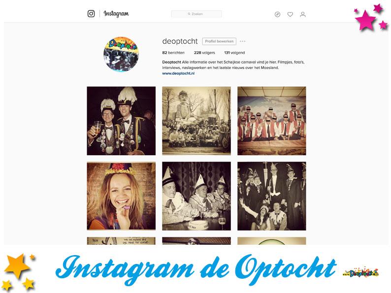 Instagram De Optocht