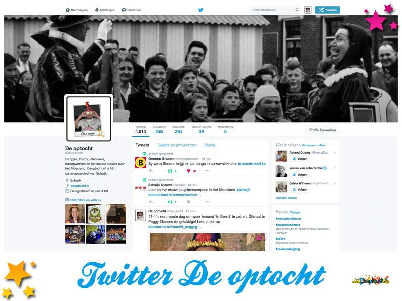 Twitter De Optocht
