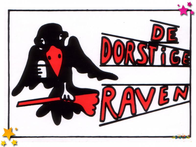 Dorstige Raven - Moesland