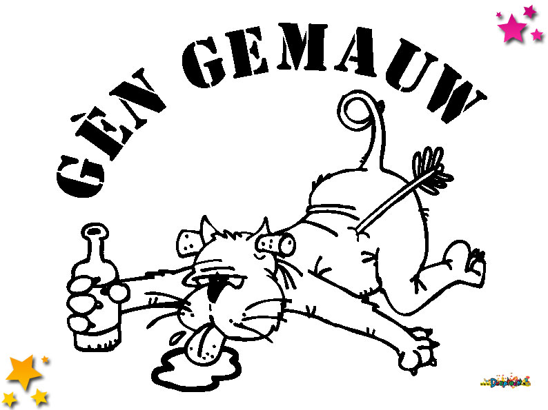 Carnavalsvereniging Gen Gemauw Schaijk