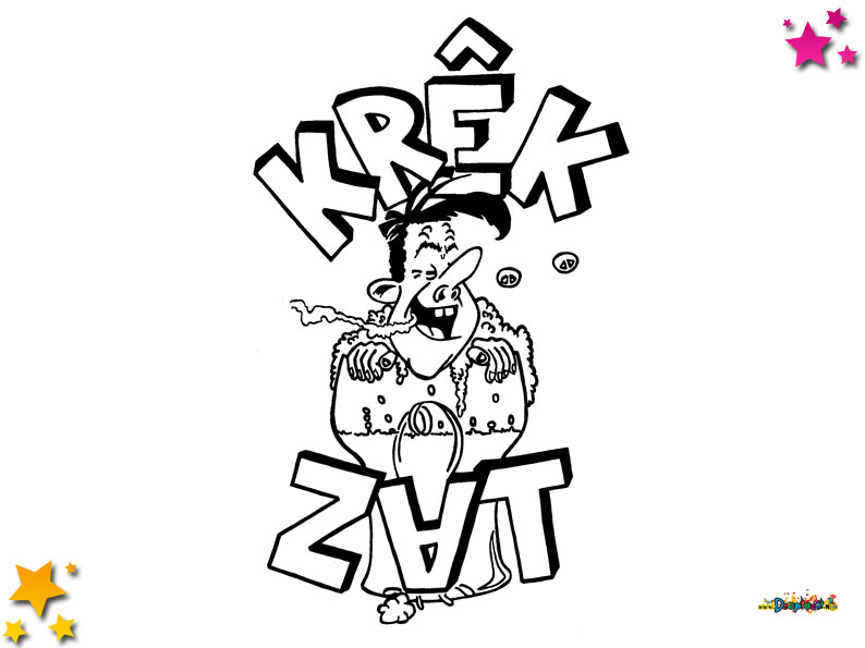 Krek Zat - Moesland