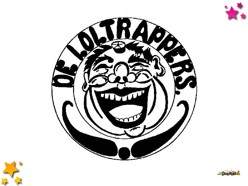 Logo van de Loltrappers