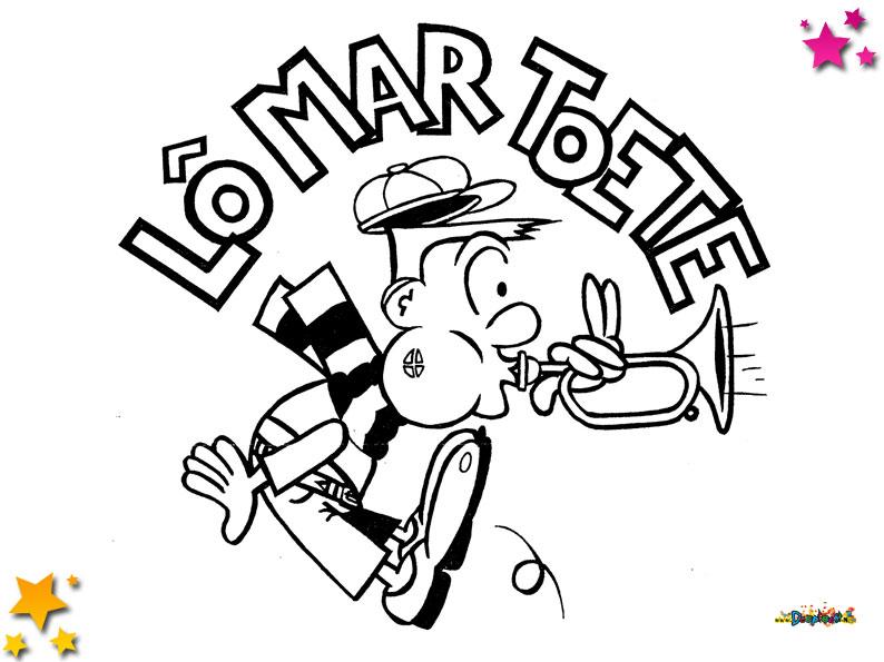 Lo Mar Toete - Moesland