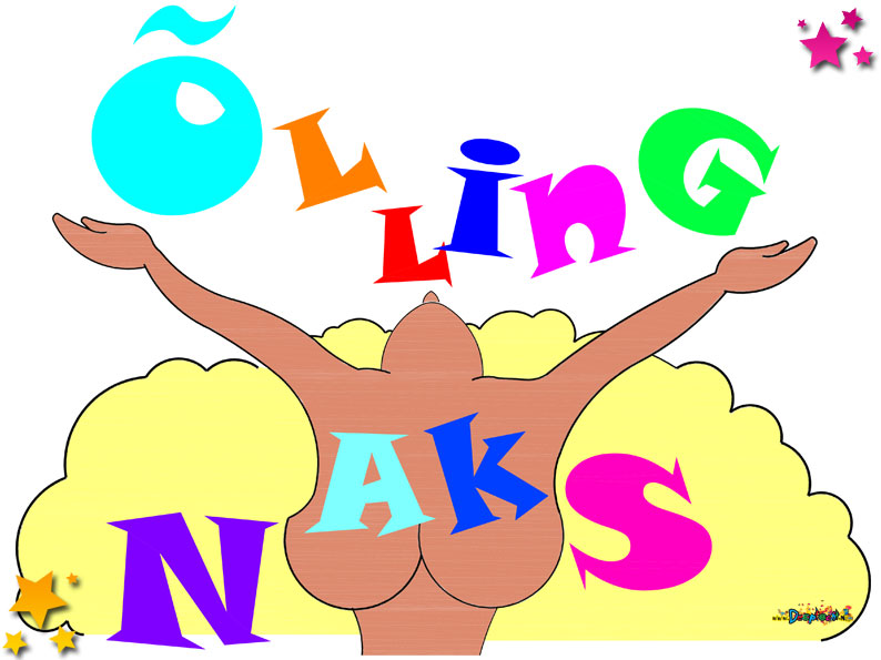 Logo carnavalsvereniging Olling Naks