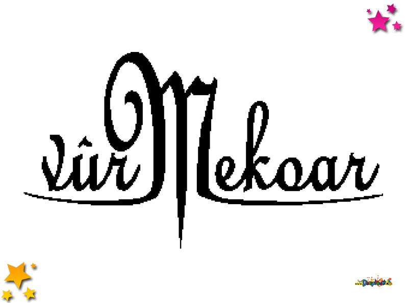 Logo Carnavalsvereniging Vur Mekoar - Schaijk