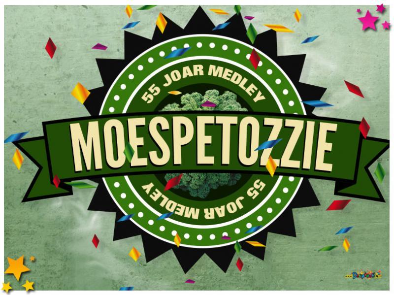 Moespetozzie - 55 Joar medley - 2013