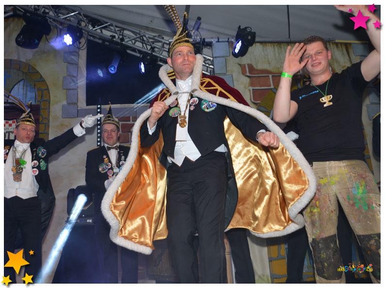 Prins Johnny I & MC A The Lunatic -  Steuken en Beuken - 2016