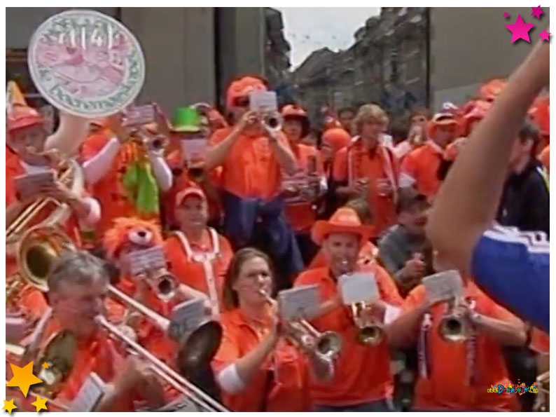 Hofkapel bij RTL Nieuws', Moesland  op RTL 4 - 2008