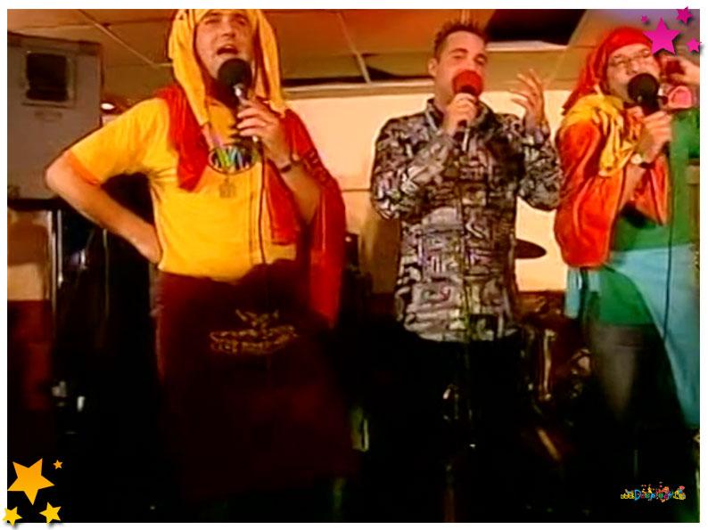 Team Terriërs  op Omroep Brabant - 2004