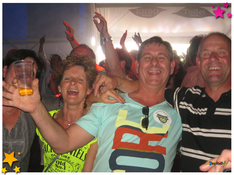 55 Jaar Moesland zondag 2013