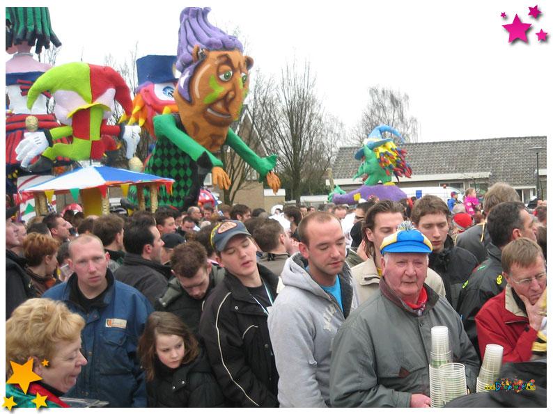 Carnavalsdinsdag Moesland 2009