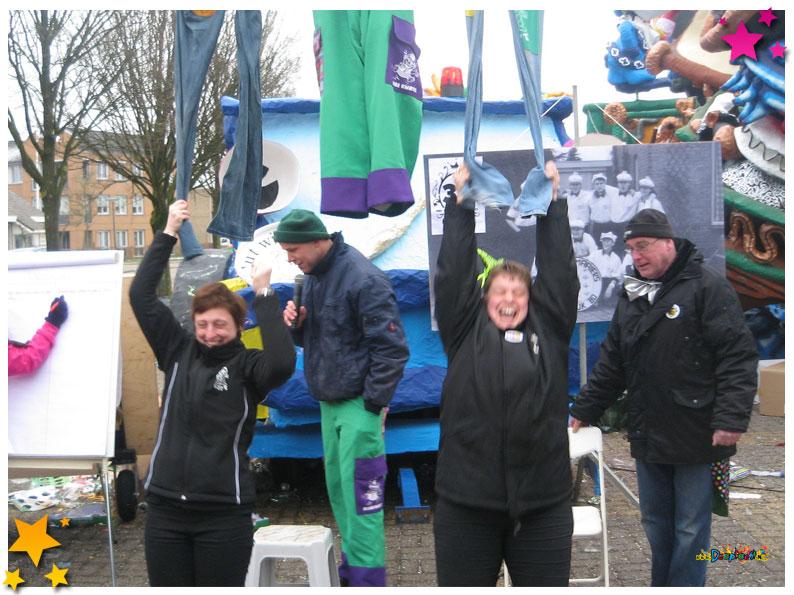 Carnavalsdinsdag Moesland 2013