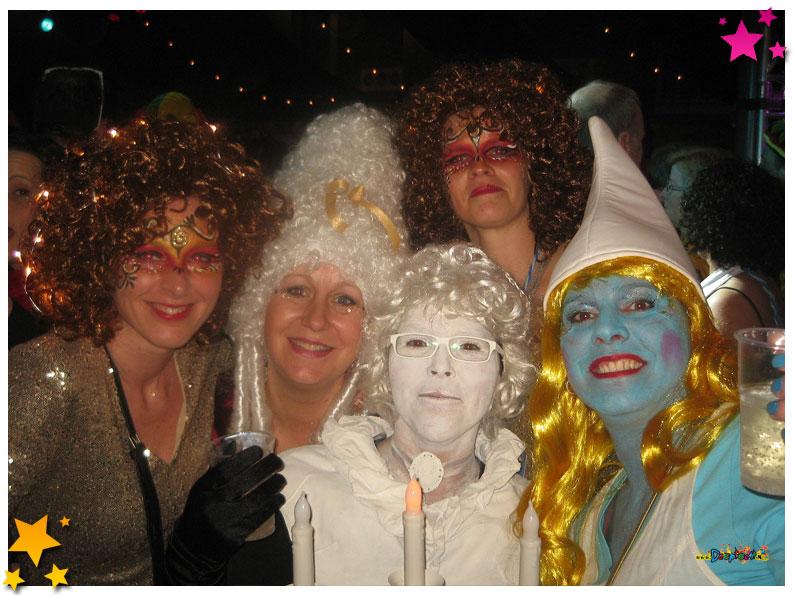 Carnavalszaterdag Moesland 2015