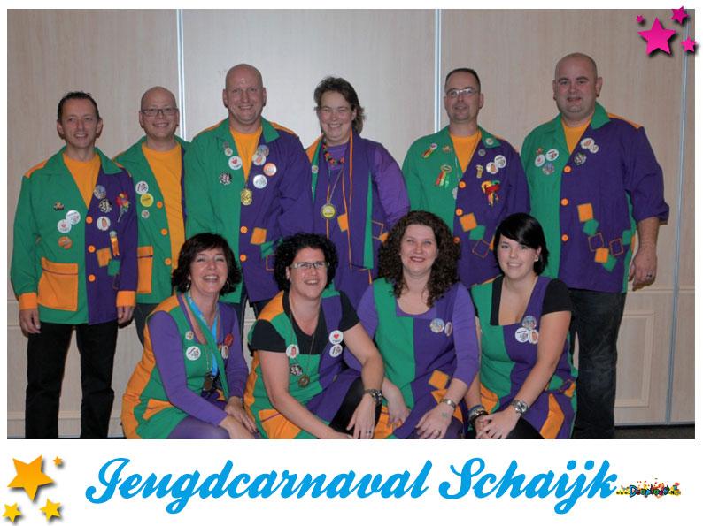 Uitgelicht Jeugdcarnaval Schaijk Moesland