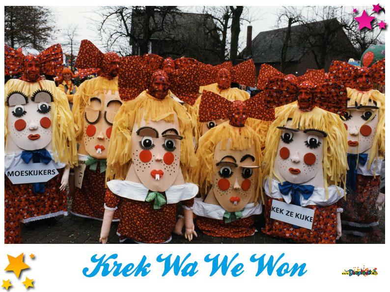 Uitgelicht Krek Wa We Won Moesland
