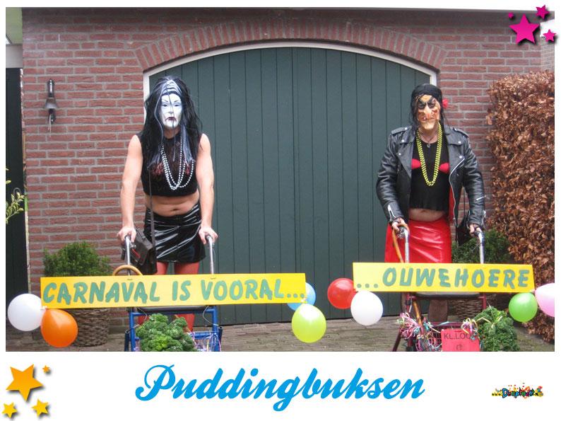 Uitgelicht Puddingbuksen Moesland