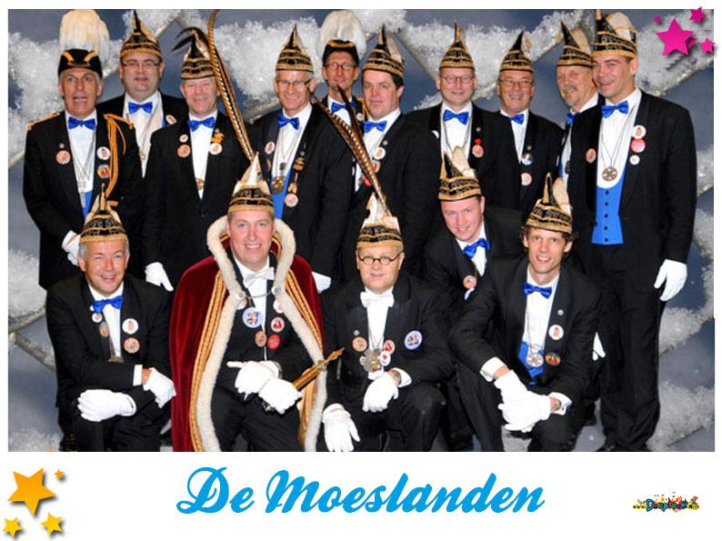 Uitgelicht Stichting Carnaval de Moeslanden Moesland