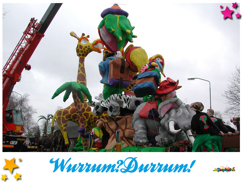 Uitgelicht Wurrum?Durrum! Moesland