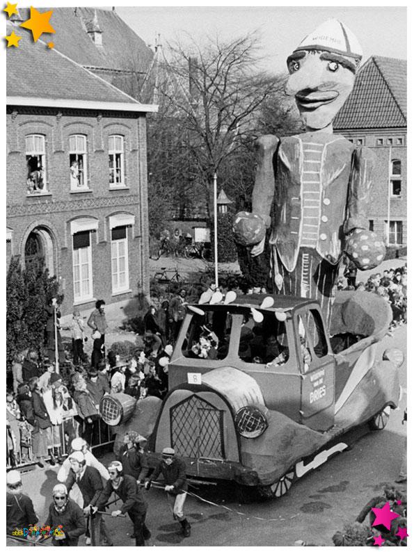 Hoogste wagen uit de geschiedenis van Moesland.