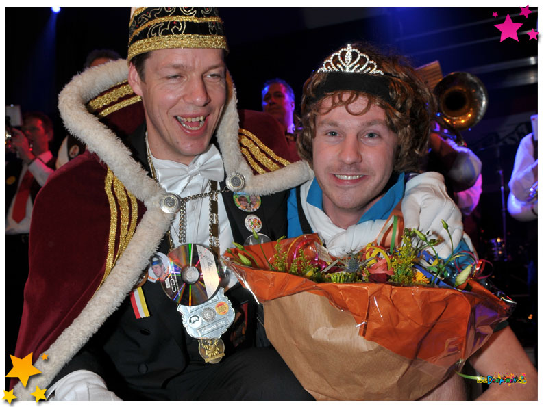 Mannelijke Moeskoningin Jan van der Linden