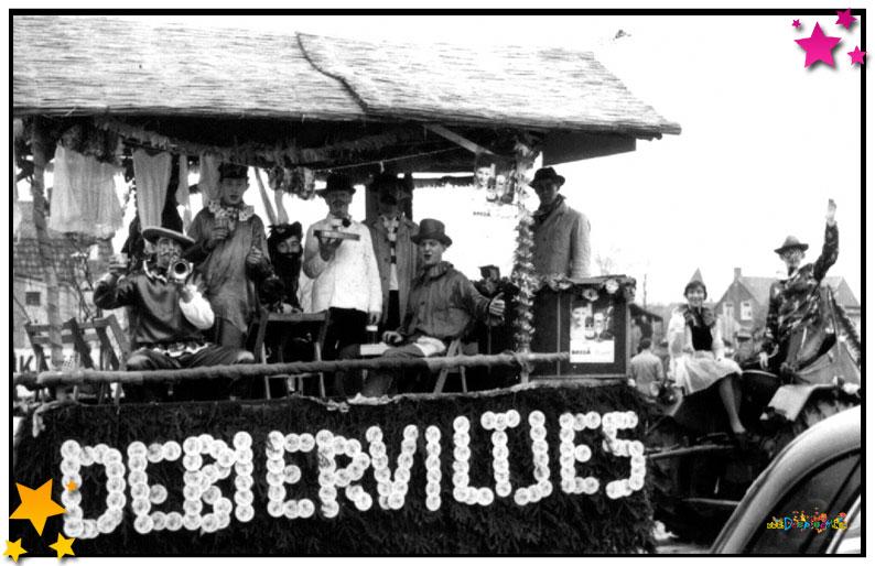 Bierviltjes - 1961