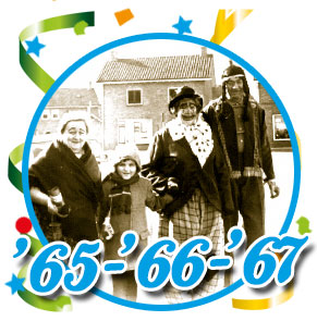 Carnavalsoptocht Schaijk - 1965 - 1966 - 1967