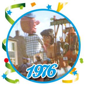 Carnavalsoptocht Schaijk - 1976