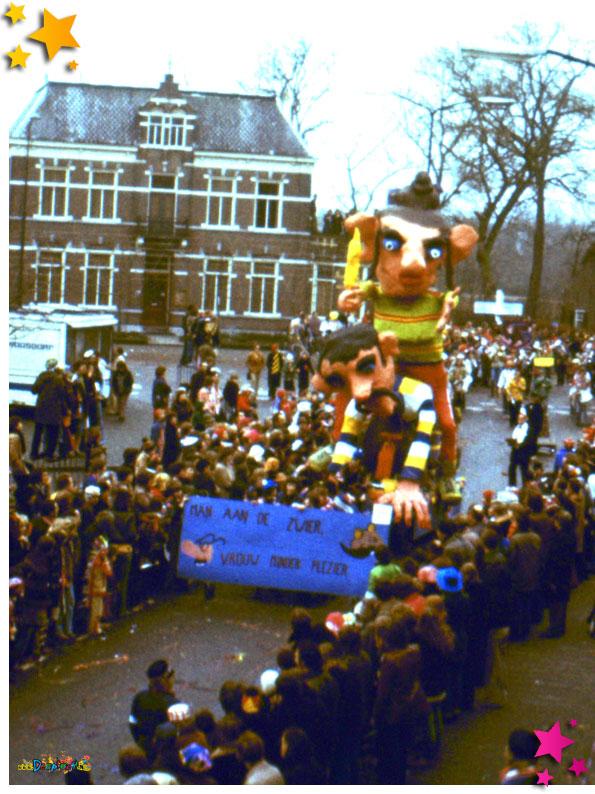 De Vrolukke Tobbers - 1978
