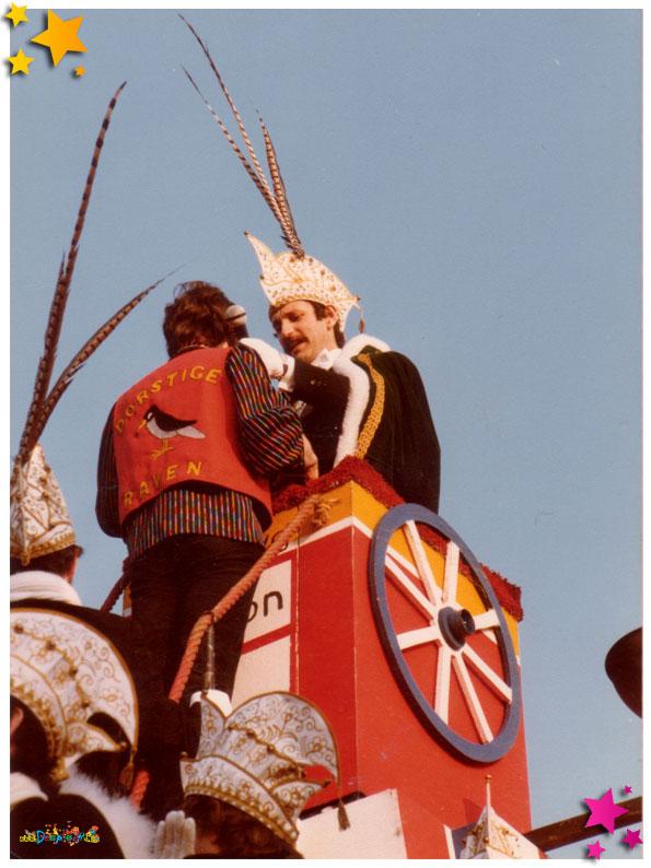 Dorstige Raven - 1980
