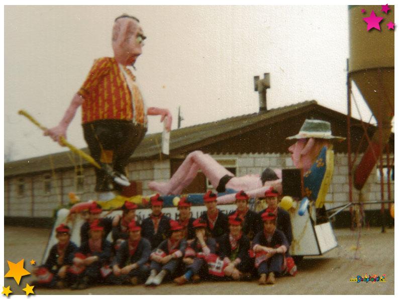 De Schuimkragen - 1980