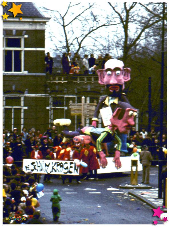 De Schuimkragen - 1981