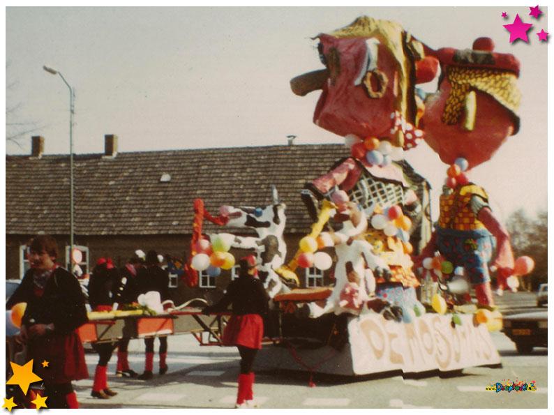 De Schuimkragen - 1983