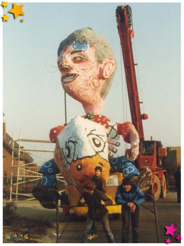 De Vrolukke Tobbers - 1983