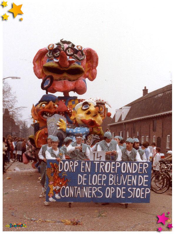 Petôsiestampers - 1984