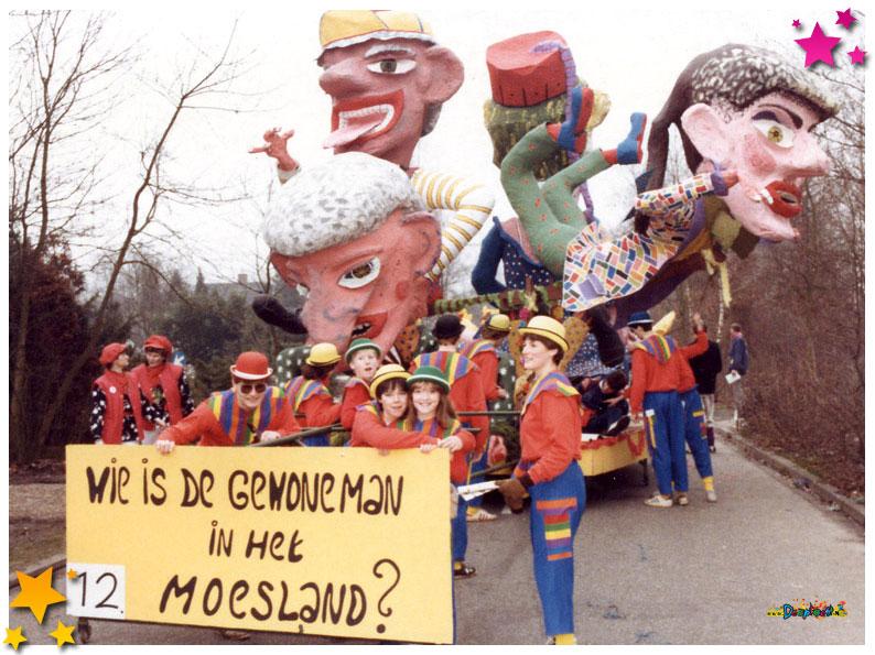 De Vrolukke Tobbers - 1984