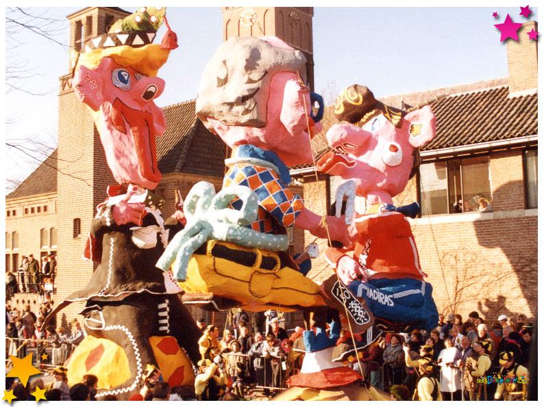 Dorstvlegels - 1985