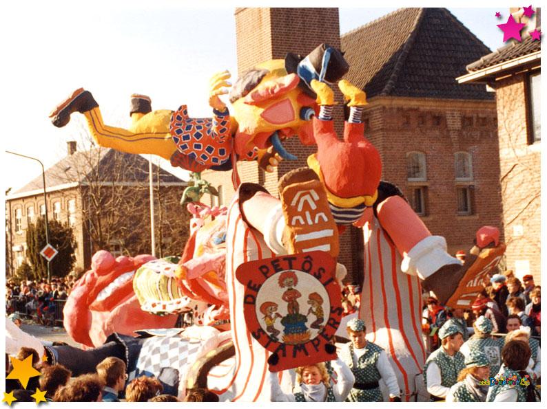 Petôsiestampers - 1985