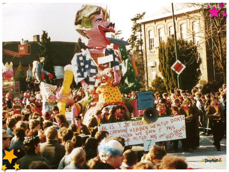 De Schuimkragen - 1985