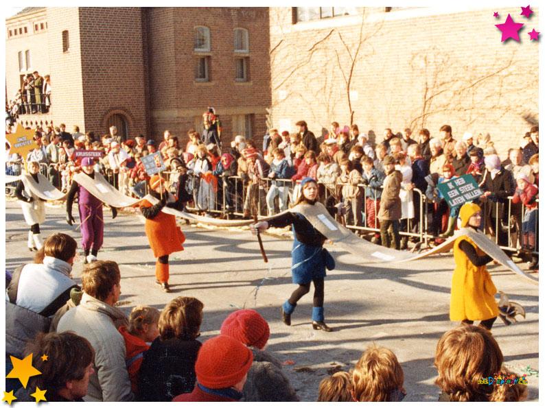 De Vrolukke Tobbers - 1985