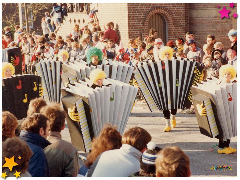 De Zwabbers - 1985
