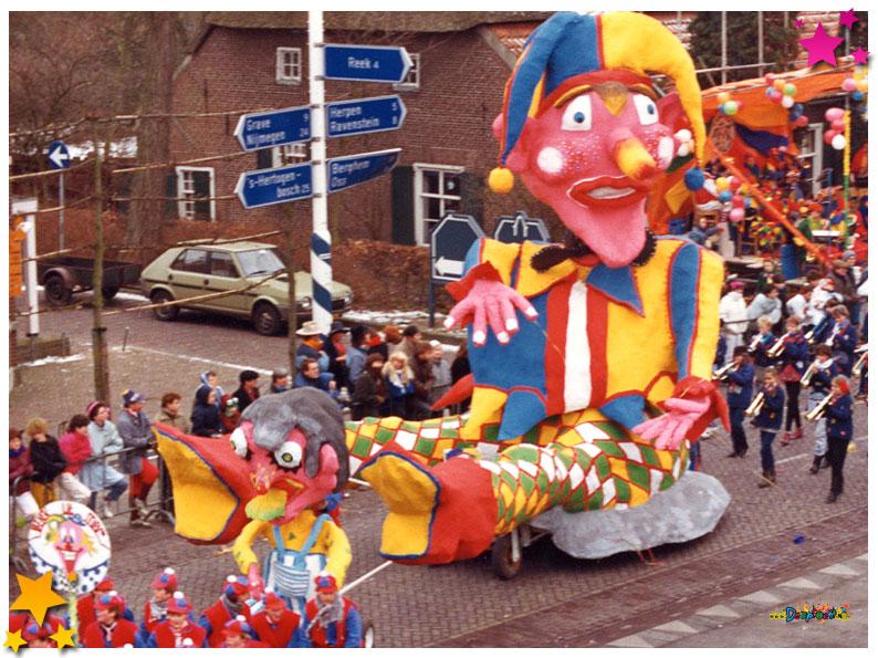Bekek Ut Mar - 1986
