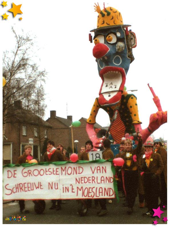 De Schuimkragen - 1986