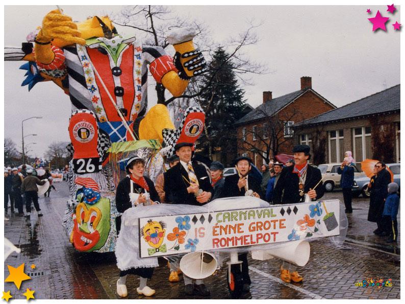 Bierviltjes - 1987