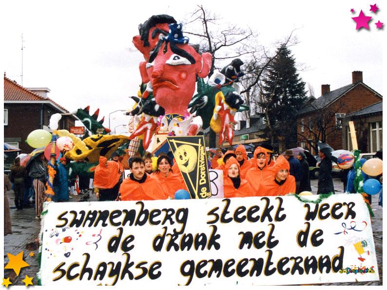 Dorstvlegels - 1987