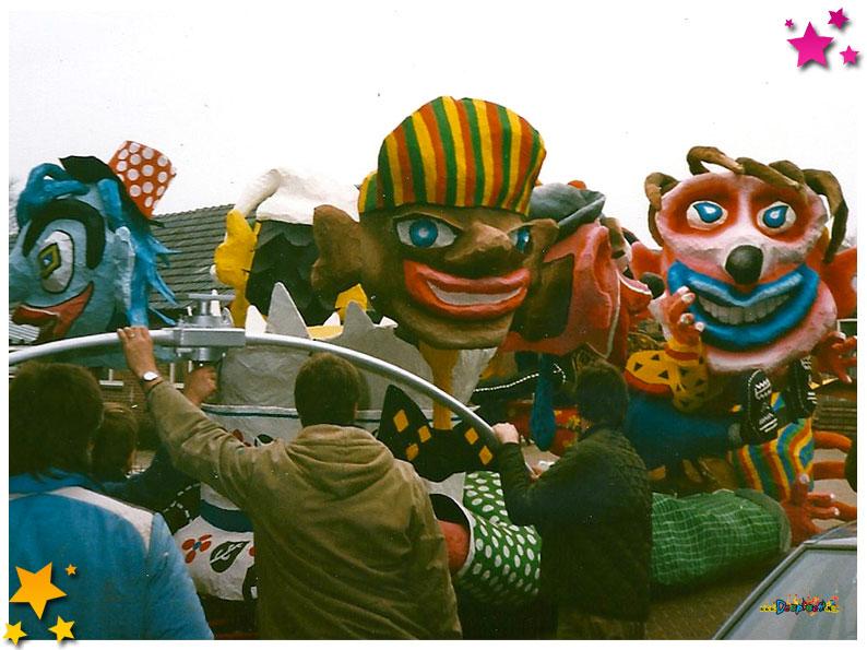 Petôsiestampers - 1987