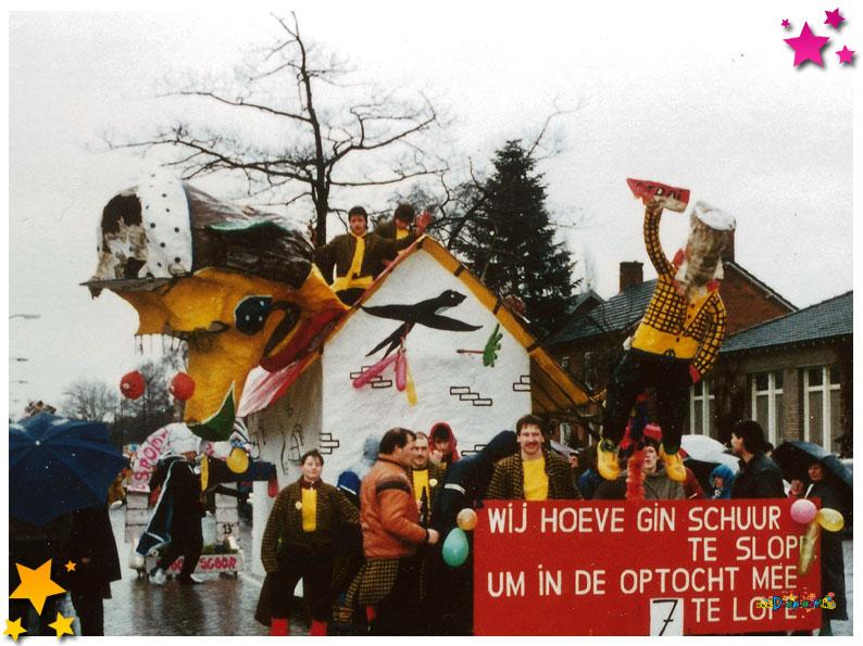 De Schuimkragen - 1987