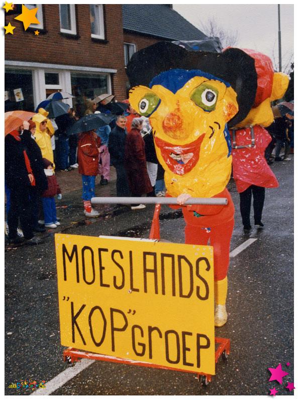 De Vrolukke Tobbers - 1987