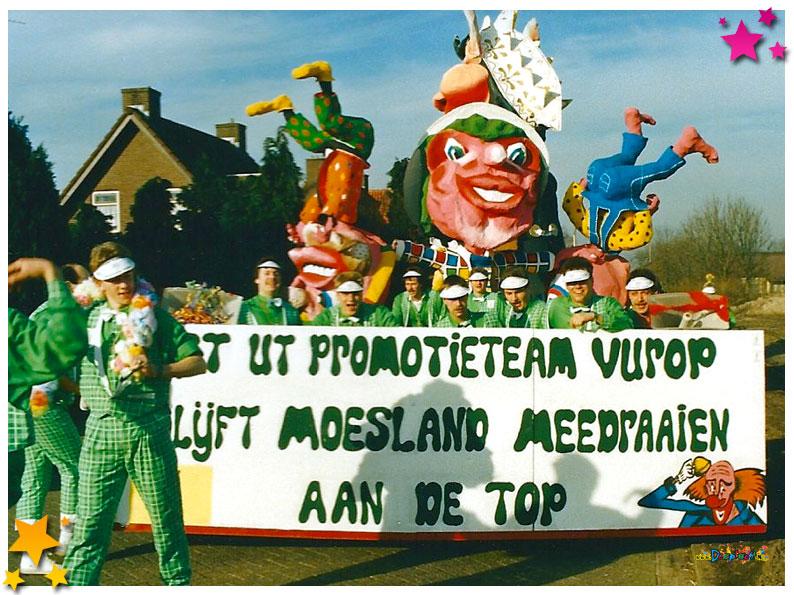 Petôsiestampers - 1988